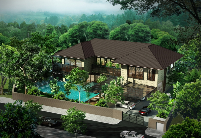 Bungalow tại 22 ĐL Yarwood - Singapore